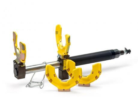 REHOBOT Herramientas hidráulicas - Compresor de resortes hidráulico
